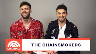 The Chainsmokers Pick Between Bebe Rhexa Or Coldplay (And More Would You Rather Questions) | TODAY