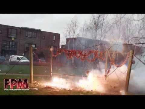 FPM Pigi. Vuurwerk Compilatie Oud en Nieuw 2012 - 2013