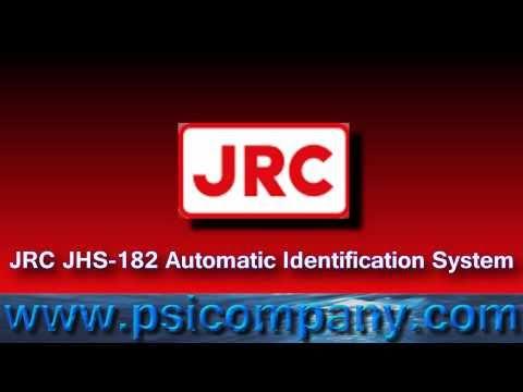 JRC JHS-182 AIS: An Overview