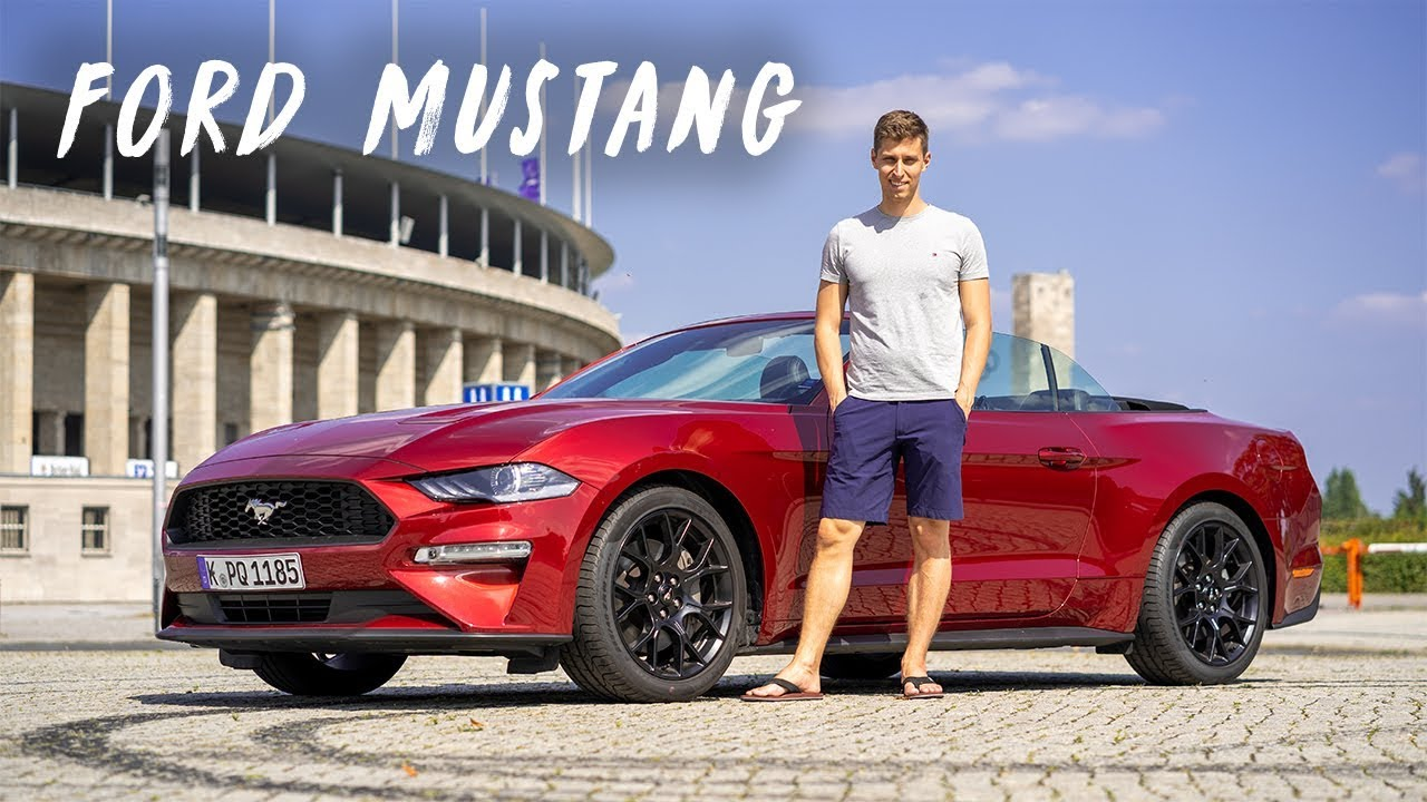Ford Mustang 2.3 Ecoboost Youtube