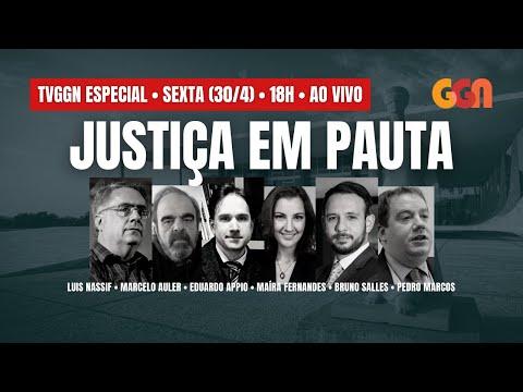 TV GGN JURÍDICO Lava Jato | Tortura de blogueiro  | O escândalo das patentes  | STF(30.04.21)