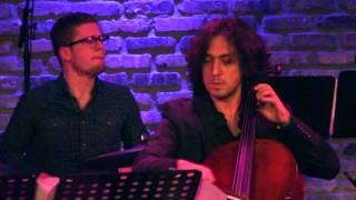 Ian Maksin & Goran Ivanovic Trio, Béla Bartók Romanian Folk Dance No.  1 Jocul Cu Bâtă