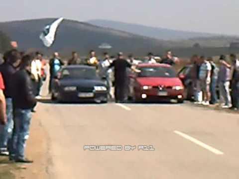 ALFA ROMEO 155 Q4 VS BMW 325I