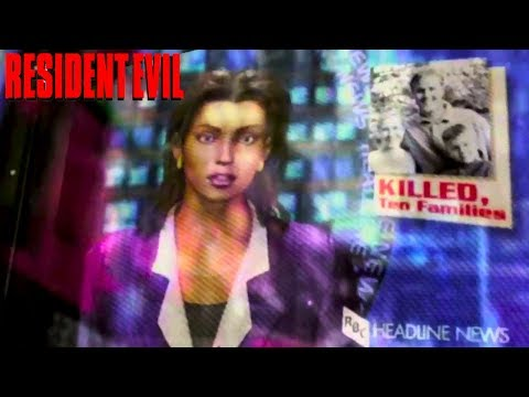 Resident Evil - The Bizarre Cases In The Arklay Mountains