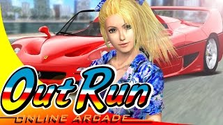 Outrun Online Arcade REVIEW for Xbox 360 | Delisted Digital Greatness | Rewind Mike