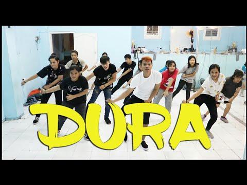 DURA - DADDY YANKEE - DANCE CHOREOGRAPHY   FITNESS   ZUMBA   HIP HOP   TIK TOK