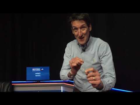 Jimmy WHITE vs Stephen HENDRY | Betfred World Championship Qualifying | 7.30pm / Eurosport App 💻📱