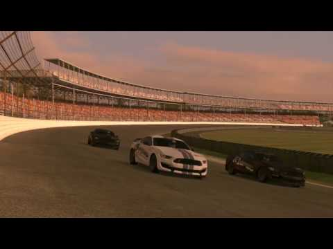 Real Racing 3 - Ford Shelby GT350R R3 Gameplay