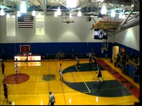Grace Christian vs Sitka High School (Eric Johnson #30) part 2