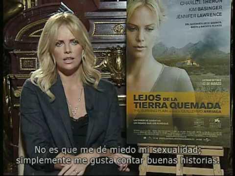 Charlize Theron - Lejos De La Tierra Quemada (The Burning Plain)