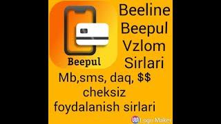 Beepul / qiwi obmen / beeline bepul ilovasi / paynet screenshot 1