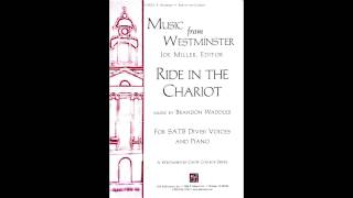 Ride in the Chariot (arr. Brandon Waddles)