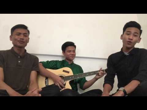 Aisyah by projector band   cover