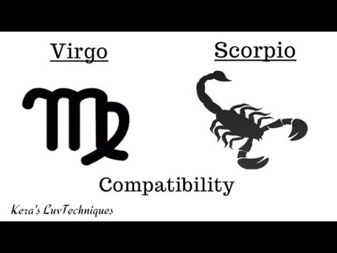 Virgo & Scorpio Love Compatibility from YouTube · Duration:  4 minutes 17 seconds