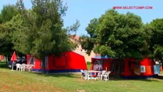 Camping Vestar - Kroatië - Istrië - Rovinj