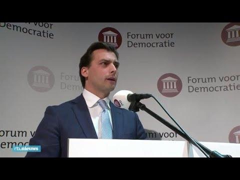 Baudet: 'We worden kapotgemaakt door de mensen die ons juist moeten beschermen'  - RTL NIEUWS