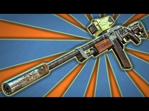 Fallout 4 overseer s guardian unique weapon guide