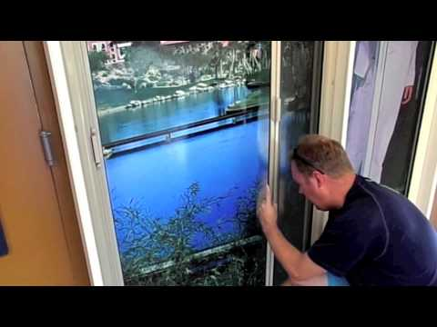 All Seasons Retractable Screens How To Do A Common Shoe Repair For Your Screen