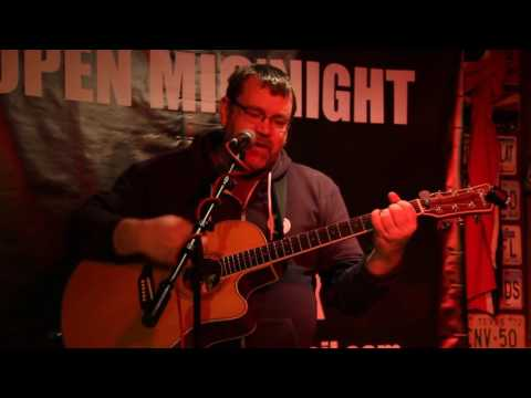 Hatful Of Rain    Performed By David Kinghorn