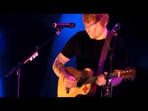 Ed Sheeran So In Love HQ