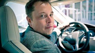 "Tesla Model S P85. Тест-драйв от ТопЖыр ""отсебятина"""