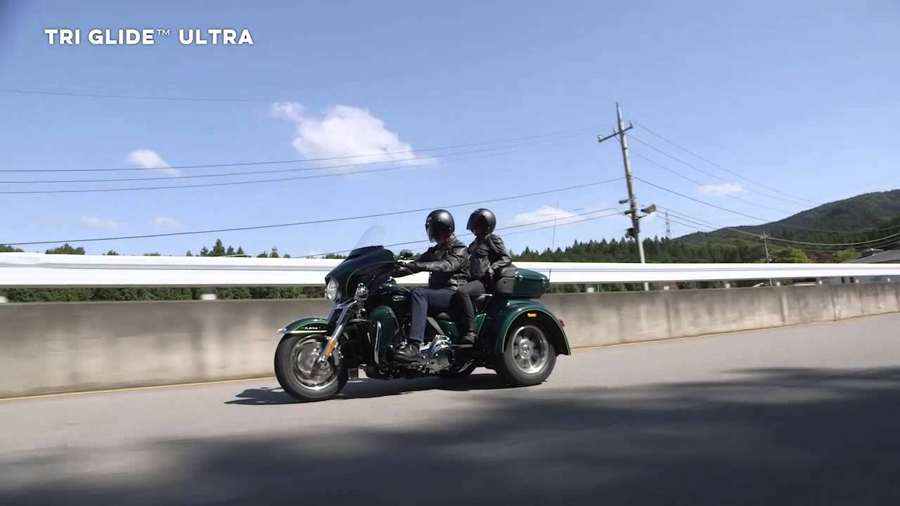 画像: Harley-Davidson 2016: TRIKE FAMILY youtu.be