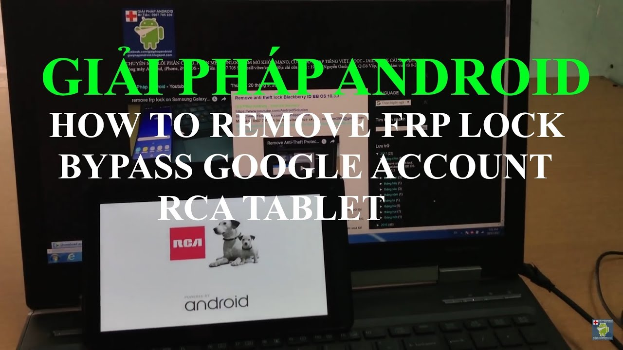 how to bypass Google account remove FRP lock RCA Voyager/ RCA Galileo/RCA  Malvern Pro