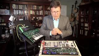 Dr. Richard Boulanger - Part 4: SYSTEM-1m integration with euroracks