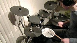 Maarten Blij - Young, Wild & Free by Snoop Dogg & Wiz Khalifa feat Bruno Mars - Drumcover