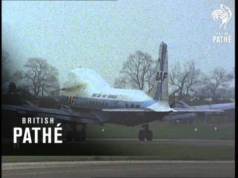 Air Ferry In Flight (1970-1979)