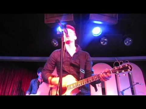 Tyler Ward @ Glee Club, Birmingham - Never Say Never/Use Somebody (HQ)