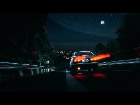 AE86 Akina Drift