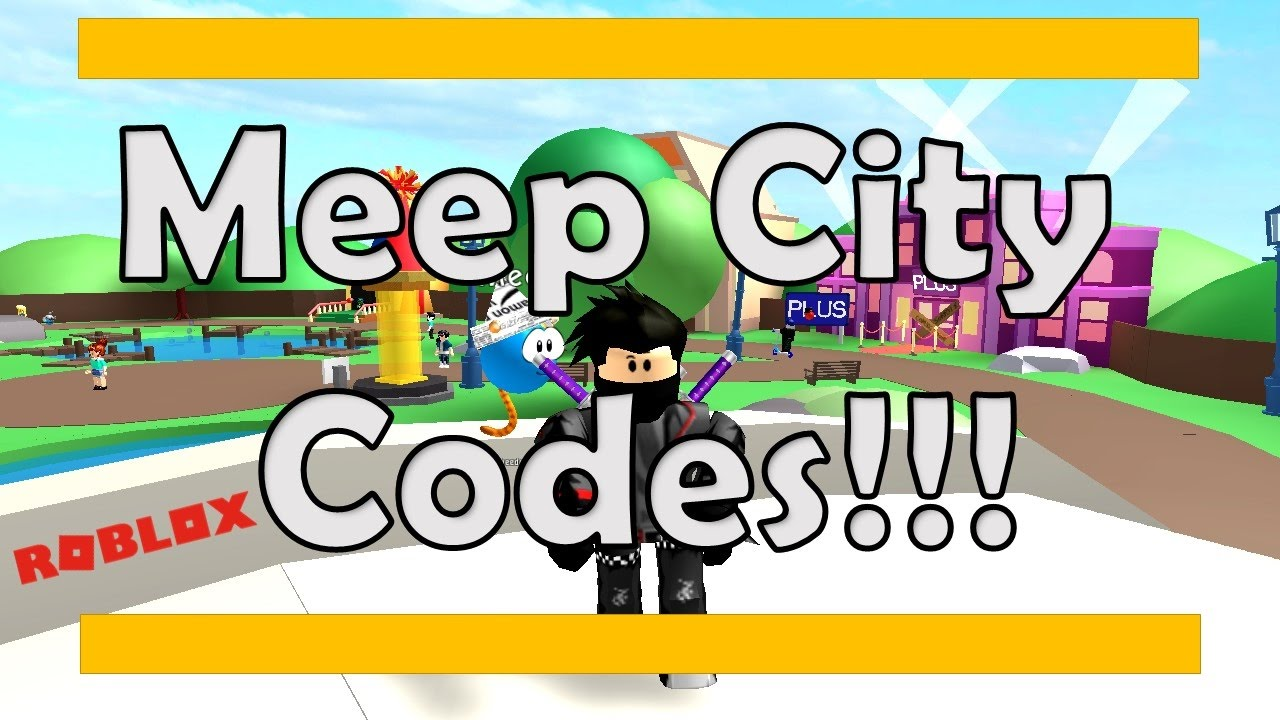 roblox meep city fisherman code