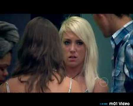 Big Brother Australia 2008 - Brigitte in Meltdown
