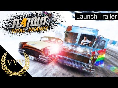 flatout 4 total insanity trailer