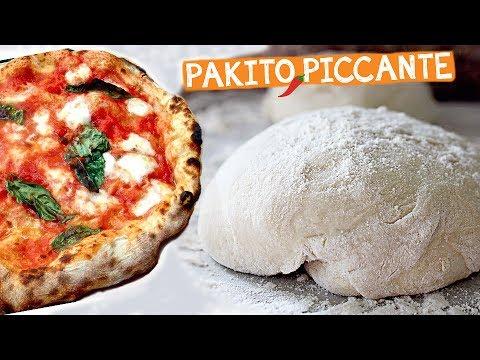 Ricetta originale pasta per pizza napoletana