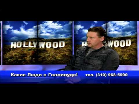 ILIA  VOLOK on Russian TV