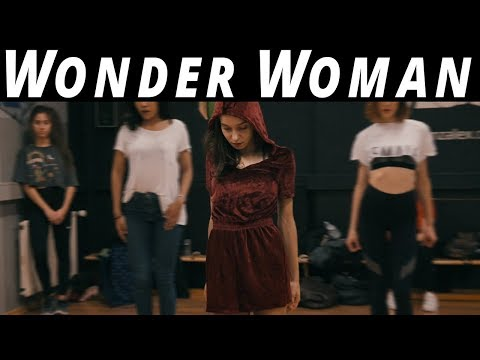 Wonder Woman ★ JAZZ FUNK CLASS | Choreography Alex