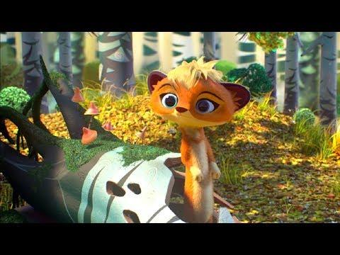 Тиг и Лео: песенки из мультфильмов для детей и малышей ( В тишине тайги дремучей )