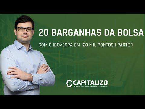 20 BARGANHAS DA