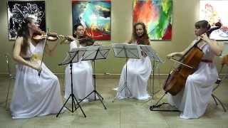 Моцарт - Квартет № 15 ре-минор, К.421, IV. Allegretto, ma non troppo
