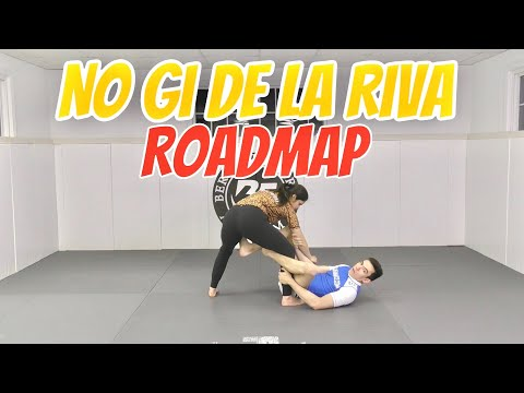 No Gi De La Riva Roadmap