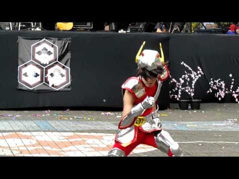 Saint Seiya @Japan Fair Unsada