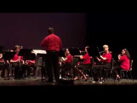Cups, By Johnnie Oinson, Played By The Chief Moses Middle School 7th Grade Band!