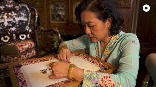 Bead by Bead - The Art of Crafting Peranakan Beaded Shoes