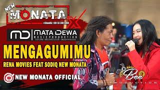 MENGAGUMIMU - RENA MOVIES FEAT SODIQ NEW MONATA