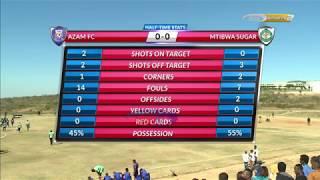 HIGHLIGHTS: AZAM FC U20 0-0 MTIBWA SUGAR U20 (UHAI CUP - 9/6/2018)