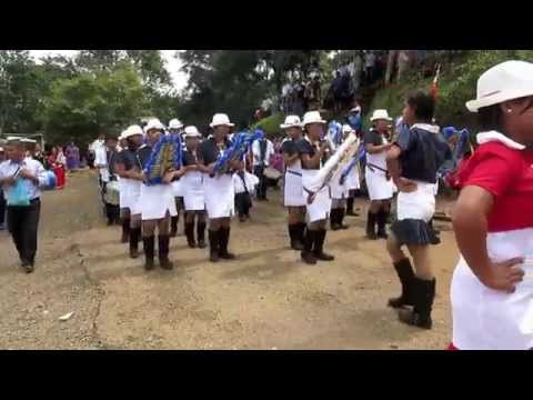 Separation from Colombia Celebration in Chichica - 2014