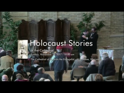 Holocaust Stories at the Cathedral