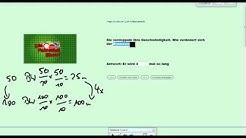 Faustformeln aus der Fahrschule Teil 2/2 Reaktionsweg + Bremsweg = Anhalteweg (inkl. Gefahrbremsung)
